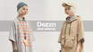 Dezzn(ディズーン)より、オーバーサイズなシルエットがトレンド感満載の半袖フーディや、バンダナ柄が印象的な半袖シャツがゲキクロに新入荷!