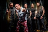 FIVE FINGER DEATH PUNCH、最新アルバム『F8』より「A Little Bit Off」MV公開!