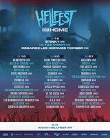 """フランスのメタル・フェス""""HELLFEST""""が今週末にオンライン・フェス開催!PROPHETS OF RAGE、BFMV、DEVILDRIVER、PARKWAY DRIVE、BAD RELIGION、SOULFLYら45組のライヴ映像を配信!"""