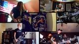 LAMB OF GOD、メンバーそれぞれの自宅で収録したリモート・セッション映像公開!ニュー・アルバム収録曲も披露!
