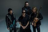 LOUDNESS、ワールド・ツアー日本公演の振替スケジュール決定