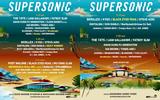 """9月開催の""""SUPERSONIC""""、第3弾ラインナップ発表!"""