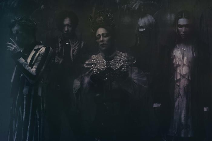 DIR EN GREY、初のデジタル・シングル『落ちた事のある空』8/3リリース!アートワーク&最新アー写公開!