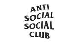 Anti Social Social Club(アンチソーシャルソーシャルクラブ)がGEKIROCK CLOTHINGで取扱開始!世界的に人気を博しているFriz Quadrata LOGOのアイテムが一斉入荷!