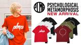 PSYCHOLOGICAL METAMORPHOSIS (サイコロジカルメタモーフォーセス)より、発泡プリントが存在感抜群のTシャツやシンプルなサークルロゴTシャツ等、新作Tシャツ一斉入荷!