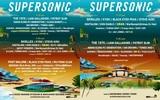 """9月開催の""""SUPERSONIC""""、第4弾アーティスト発表!オープニング・アクト第1弾も決定!"""