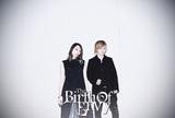 Bell(Vo)、-SAKU-(Gt)によるユニット The Birth Of Envy、8/18リリースの初デジタル・ミニ・アルバム『SYNESTHESIA』から「Depravity」先行公開!