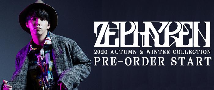 オメでた、ビレッジマンズストア、Ailiph Doepa と人気ブランドZephyren(ゼファレン)との限定コラボ・アイテム発表!2020AWコレクションの期間限定予約スタート!