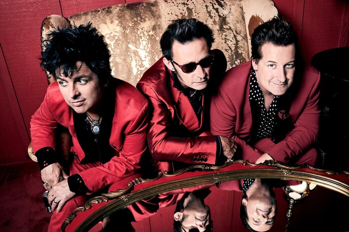 GREEN DAY、来年3/27東京振替公演にゲスト・アクトとしてMONGOL800、MAN WITH A MISSION、EASTBAY出演決定!