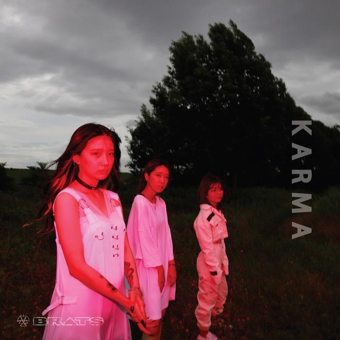 BRATS、9/30リリースの2ndアルバム『Karma』ジャケット画像&収録内容を公開!