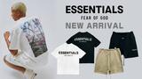 FOG ESSENTIALSより、LA限定デザインのビックTシャツや肌当たりの良い裏起毛スウェット生地のショートパンツが新入荷!