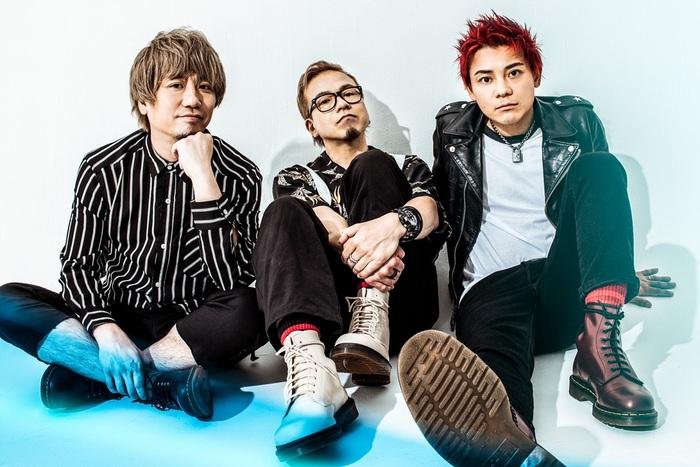 HOTSQUALL、9/23リリースのニュー・アルバム『SEVEN SHOUTS』より先行配信曲「Grateful Shout」MV公開!