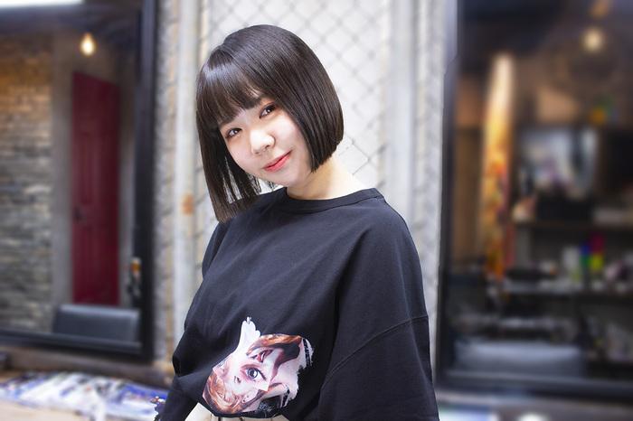 """KARIN(DESURABBITS)、激ロック・プロデュースによる美容室""""ROCK HAiR FACTORY""""のヘアモデルに登場!スタイルを公開!"""