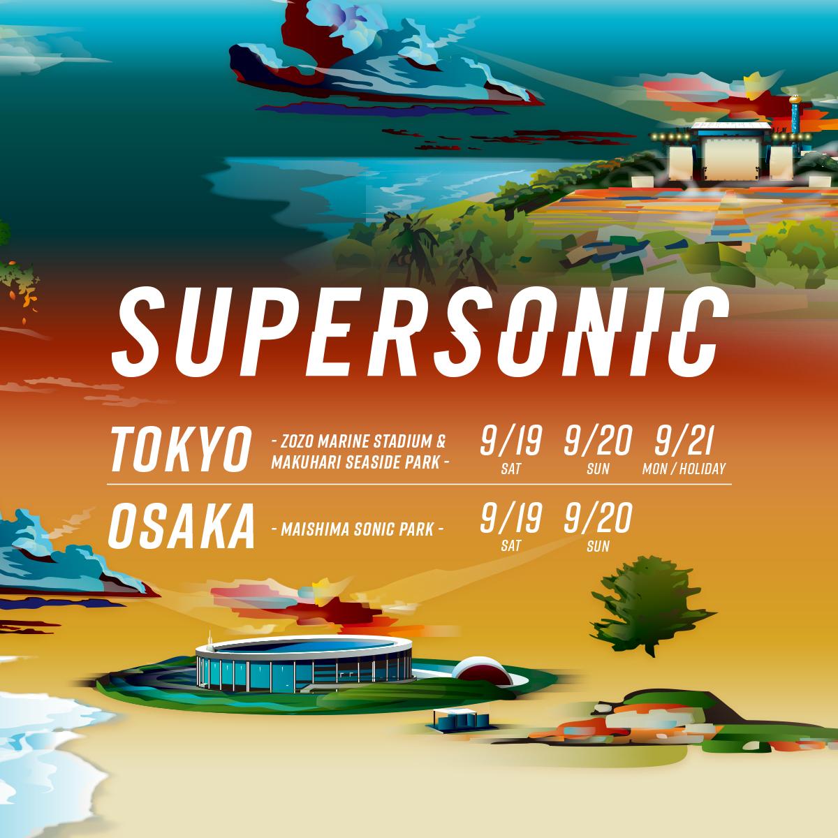 チケット スーパー ソニック 2020