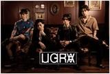 シドの明希(Ba)によるニュー・プロジェクト UGRA、LINKIN PARK「In The End」&BLACKPINK「Kill This love」のカバー演奏動画を公開!