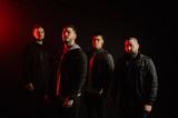 USマサチューセッツ出身のデスコア/メタルコア・バンド WITHIN THE RUINS、ニュー・アルバム『Black Heart』11/27リリース決定!新曲「Deliverance」MV公開!