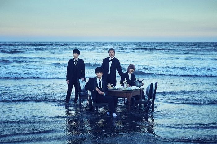 BLUE ENCOUNT、ニュー・アルバム『Q.E.D』11/18リリース決定!新アー写&告知動画も公開!