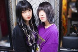 """黒宮れい&黒宮あや(BRATS)、激ロック・プロデュースによる美容室""""ROCK HAiR FACTORY""""のヘアモデルに登場!スタイルを公開!"""