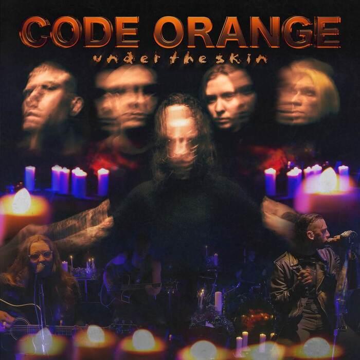 CODE ORANGE、ALICE IN CHAINSのカバーも含むアンプラグド・ライヴ・アルバム『Under The Skin』配信リリース!フル・セット・ライヴ映像公開!