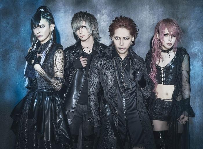 JILUKA、10/14リリースのニュー・ミニ・アルバム『Xtopia』全曲試聴動画公開!