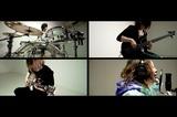 アクメ、10/15にスタジオ・ライヴ開催決定!