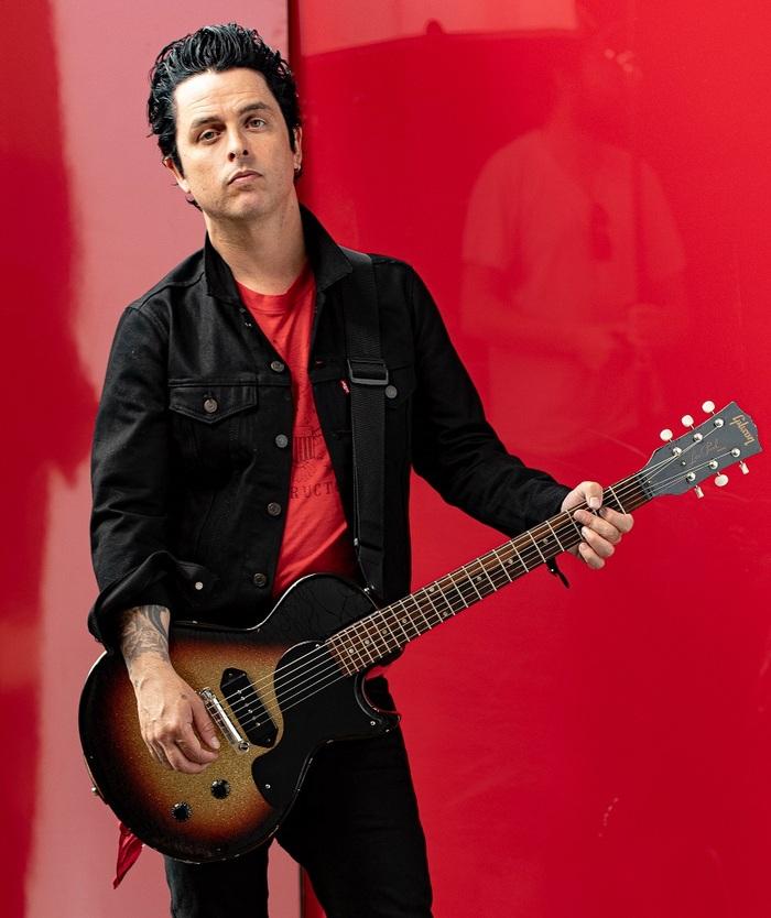 Billie Joe Armstrong(GREEN DAY)、外出自粛下で生まれたロック・カバー・アルバム『No Fun Mondays』11/27全世界同時リリース!