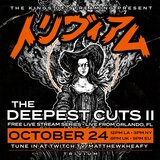 """TRIVIUM、レア曲セットリストのライヴ配信""""The Deepest Cuts""""第2弾開催決定!"""