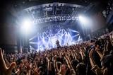 "G-FREAK FACTORY、""FLARE/Fire""ツアー・ファイナル公演の模様を完全映像化したライヴDVDを11/18発売決定!"