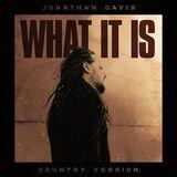 KORNのJonathan Davis(Vo)、1stソロ・アルバム収録曲「What It Is」のカントリー・バージョンをリリース!
