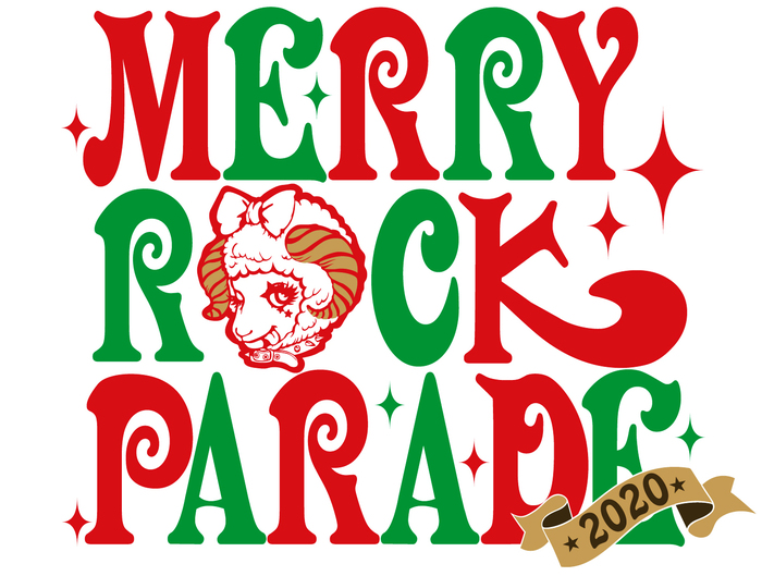 """MERRY ROCK PARADE 2020""、正式開催決定!第1弾出演アーティストに10-FEET、SiM、HEY-SMITHら15組!"