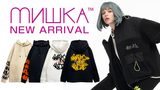 MISHKA (ミシカ)より、ボア素材とキルティング生地で保温性抜群なジャケットや、左右で丈の異なるデザインが印象的なプルオーバーパーカーなど新商品一斉入荷!