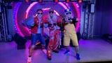 謎の覆面ユニット ザ・リーサルウェポンズ、明日10/17配信リリースのニュー・シングル表題曲「押すだけDJ」MV公開!DJ KOOと衝撃の共演!