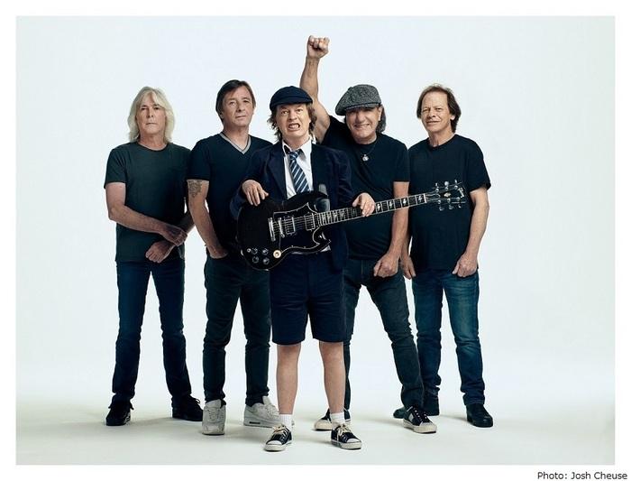 AC/DC、明日11/13世界同時リリースのニュー・アルバム『Power Up』より新曲「Realize」先行配信!