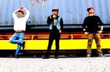 "GOOD4NOTHING、3人体制初となる有観客でのワンマン・ライヴ""BURN SOUL DOWN  ~オッさん達のワンマン、90分一本勝負!~""東名阪で開催決定!"