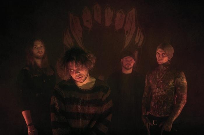 Sushi(ex-ESKIMO CALLBOY)による新バンド GHØSTKID、1stアルバム『Ghøstkid』よりMille Petrozza(KREATOR)をフィーチャーした「Crøwn」ヴィジュアライザー公開!
