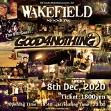 """GOOD4NOTHING、F.ANDREW(TIGHT RECORDS)による配信企画""""WAKEFiELD SESSIONS""""第8回目に出演!"""
