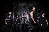 NOCTURNAL BLOODLUST、12/16リリースのミニ・アルバム『The Wasteland』詳細公開!