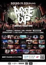 "Zephyren × SNAZZY TUNES共催下北沢サーキット・フェス""Raise Up""、最終アーティスト発表でThe 3 minutes、RIGEL出演決定!タイムテーブルも公開!"