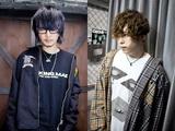 """海&Tohya(vistlip)、激ロック・プロデュースによる美容室""""ROCK HAiR FACTORY""""のヘアモデルに登場!スタイルを公開!"""