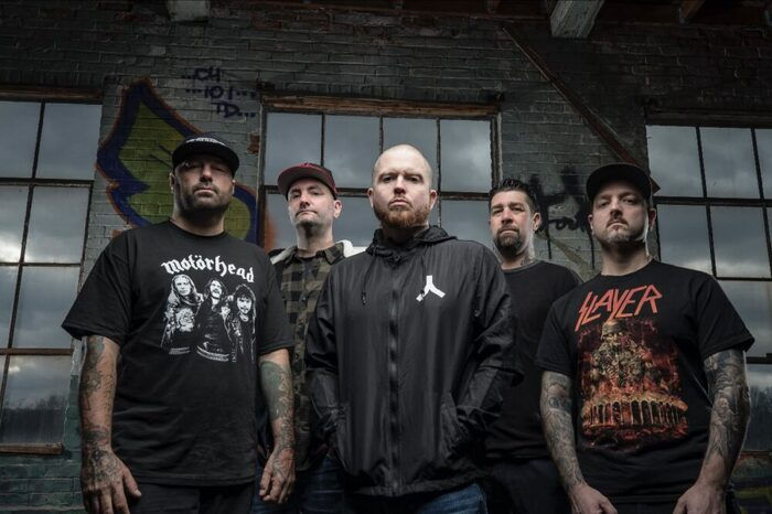 HATEBREED、ニュー・アルバム『Weight Of The False Self』より「Cling To Life」リリック・ビデオ公開!