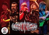 """LOUDNESS、今年最初で最後のスペシャル・ライヴ""""LOUDNESS 40th Anniversary Special Live THANK YOU FOR ALL -extra- GOLDEN ERA""""の有料生配信が急遽決定!"""