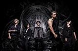 NOCTURNAL BLOODLUST、12/16リリースのミニ・アルバムより5人体制の演奏シーン盛り込んだ「FACELESS」MVティーザー映像公開!