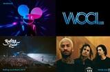 """日本初、海外アーティストの最新ライヴを楽しめる新映像配信サービス""""WOCL""""オープン!FEVER 333、DEADMAU5、""""Rolling Loud Miami 2019""""など配信決定!"""
