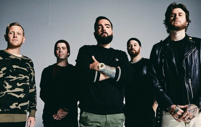 A DAY TO REMEMBER、MARSHMELLOとのコラボ曲「Rescue Me」ライヴ映像公開!