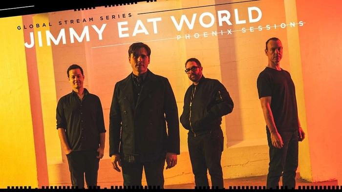 """JIMMY EAT WORLD、配信ライヴ・シリーズ""""Phoenix Sessions""""開催決定!最新アルバム『Surviving』、5thアルバム『Futures』、3rdアルバム『Clarity』をそれぞれ全曲演奏!"""