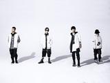 "SPYAIR、映画""銀魂 THE FINAL""主題歌収録のニューEP『轍~Wadachi~』1/6リリース!バンドが手掛ける歴代""銀魂""ソング網羅した集大成に!"