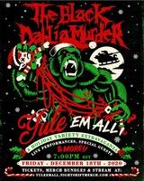 "THE BLACK DAHLIA MURDER、クリスマス配信ライヴ""Yule 'Em All""開催決定!「Sunless Empire」映像公開!"
