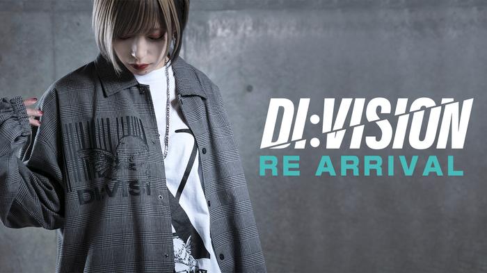 DI:VISION (ディビジョン) より、柔らかなグレンチェック生地を用いたシャツジャケットや、膝部分にクラッシュ加工を施したスキニーパンツなど人気商品一斉再入荷!