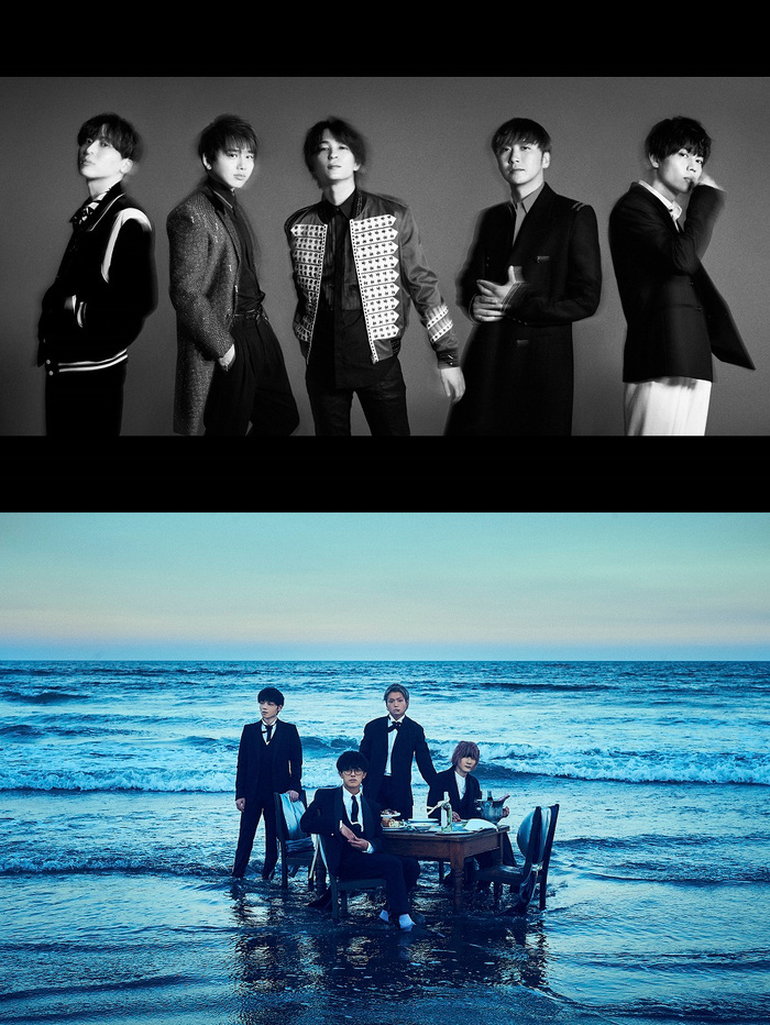 BLUE ENCOUNTとの共同制作!Da-iCE、新曲「Revolver」ライヴ映像公開!