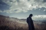 INORAN、2/17リリースのニュー・アルバム『Between The World And Me』よりジャケ写&収録内容公開!